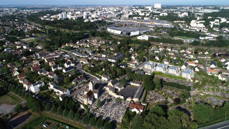 herouville-le-bourg-Montmorency-urbain