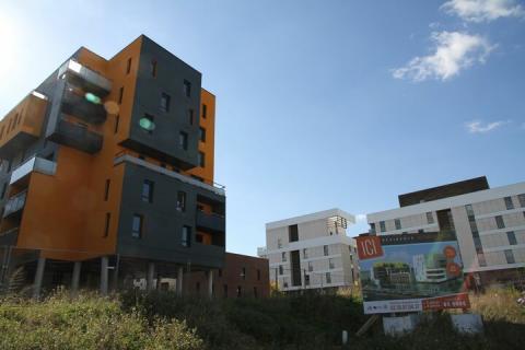 rénovation urbaine translation